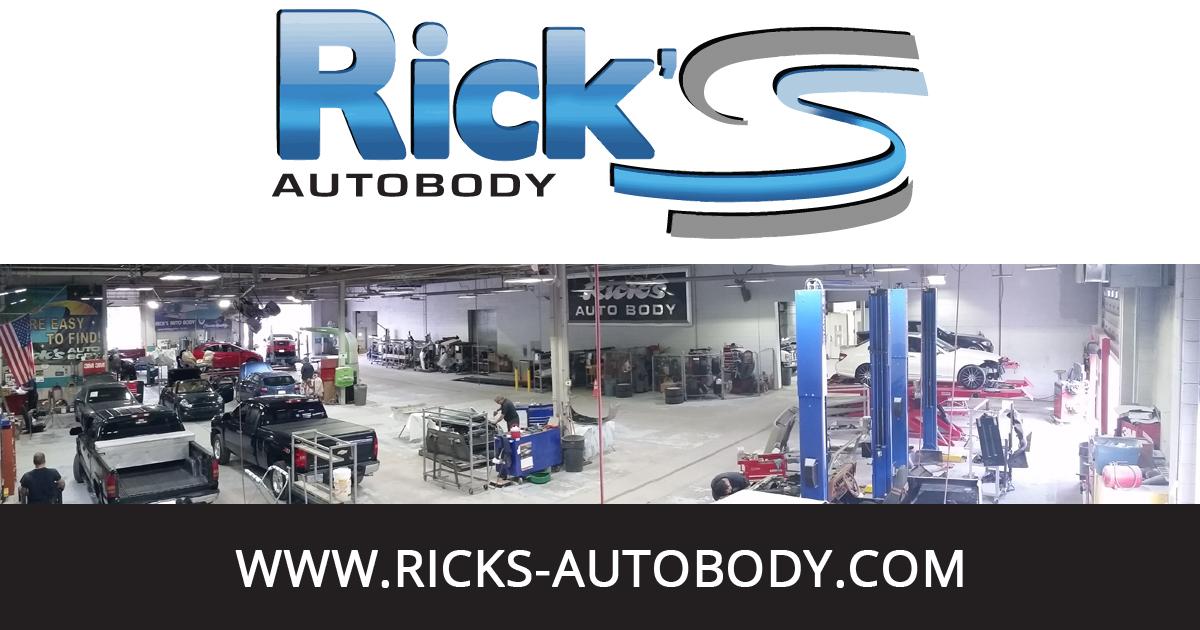 Our Shop Rick S Auto Body